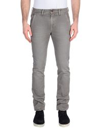 People Casual Trouser - Gray