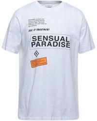 Soulland Camiseta - Blanco