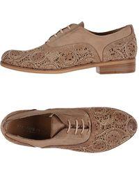 CafeNoir Zapatos de cordones - Gris