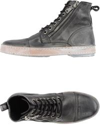 John Varvatos Sneakers - Gris