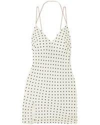Haider Ackermann Short Dress - White