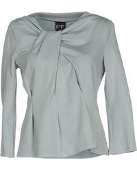 Pf Paola Frani - T-shirts - Lyst