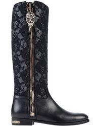 Philipp Plein Boots - Black