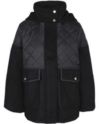 Lauren by Ralph Lauren Coat - Black