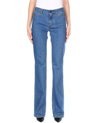 Notify Denim Trousers - Blue