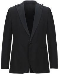 Trussardi Suit Jacket - Black