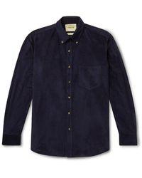 De Bonne Facture Shirt - Blue
