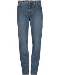 Element Pantalon en jean - Bleu