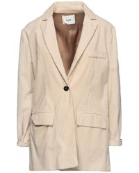 Suoli Suit Jacket - Natural