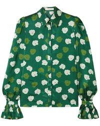 Carolina Herrera Shirt - Green