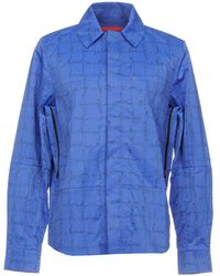 a8e5ee96e The North Face Red Label Hoodoo Shirt Rosin Green for Men - Lyst
