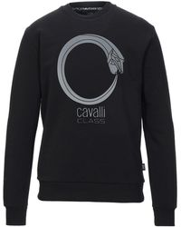 Class Roberto Cavalli - Felpa - Lyst