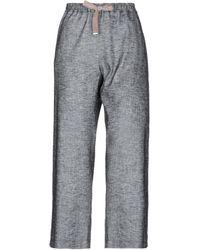 Les Copains Casual Trouser - Grey