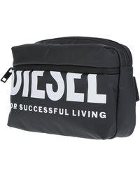 DIESEL Bum Bag - Black