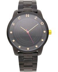 KENZO Wrist Watch - Black