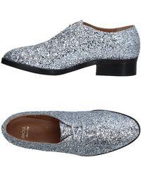 Raoul Lace-up Shoe - Metallic