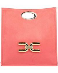 Elisabetta Franchi Handbag - Pink