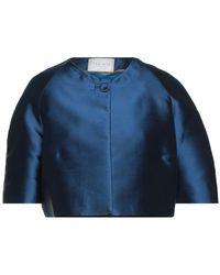 Annie P Suit Jacket - Blue
