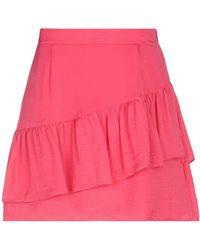 Anonyme Designers Mini Skirt - Pink
