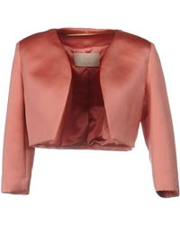 Betty Blue Suit Jacket - Pink