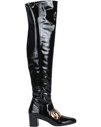 415a744a4244 Lyst - Women s Stella Luna Knee boots Online Sale