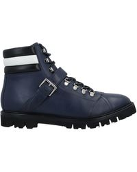 Bally Ankle Boots - Blue