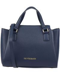 Tru Trussardi Handbag - Blue