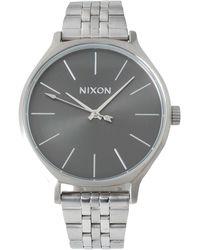 Nixon Reloj de pulsera - Gris