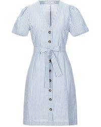 Gestuz Short Dress - Blue