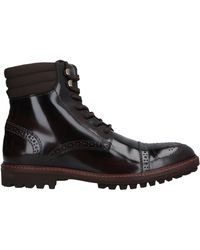 Trussardi Ankle Boots - Brown