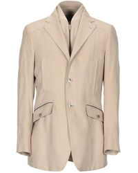 Corneliani Suit Jacket - Natural