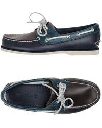 Timberland Loafer - Blue