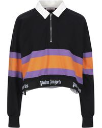 Palm Angels Pullover - Nero