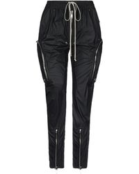 Rick Owens Casual Trouser - Black