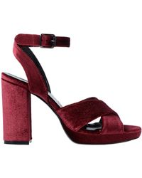 P.A.R.O.S.H. Sandals - Red