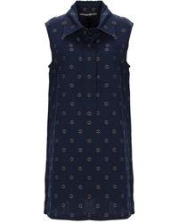 Collection Privée ? Short Dress - Blue