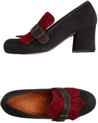 Chie Mihara Loafer - Black
