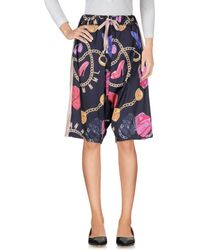 MNML Couture Bermuda Shorts - Black