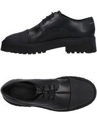 MM6 by Maison Martin Margiela - Lace-up Shoe - Lyst