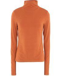 NINETY PERCENT T-shirt - Orange