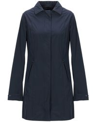 Bomboogie Overcoat - Blue