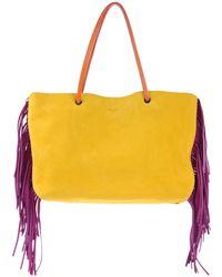 Halaby Handbag - Yellow