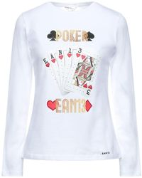 Ean 13 T-shirts - Weiß