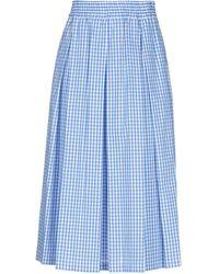 Saucony 3/4 Length Skirt - Blue