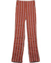 Tagliatore 0205 Trouser - Red