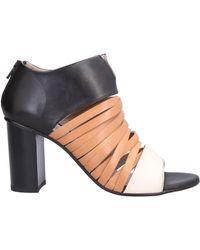 Fabbrica dei Colli Ankle Boots - Brown