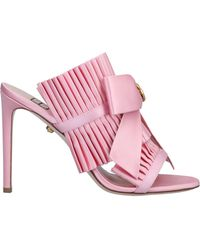 Fausto Puglisi Sandals - Pink