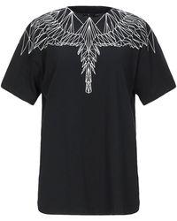 Marcelo Burlon T-shirts - Schwarz