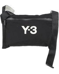 Y-3 Cross-body Bag - Black