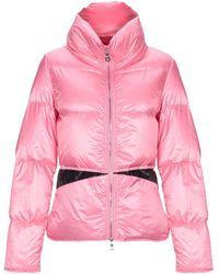 Sealup Down Jacket - Pink